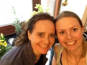 med kærlige hilsner Ania og Pernille