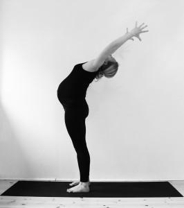 gravid yoga